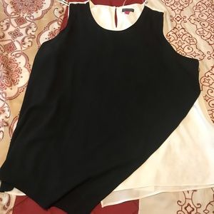 Vince Camuto flowy tank top